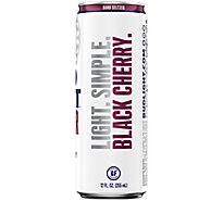 Bud Light Seltzer Black Cherry In The Can - 12 Fl. Oz.