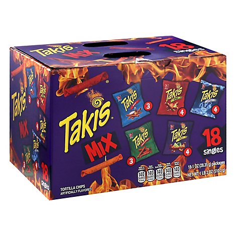 Takis Variety Pack - 18 Count