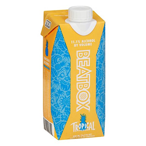 Beatbox Tropical-The Worlds Tastiest Party Punch Wine - 500 Ml