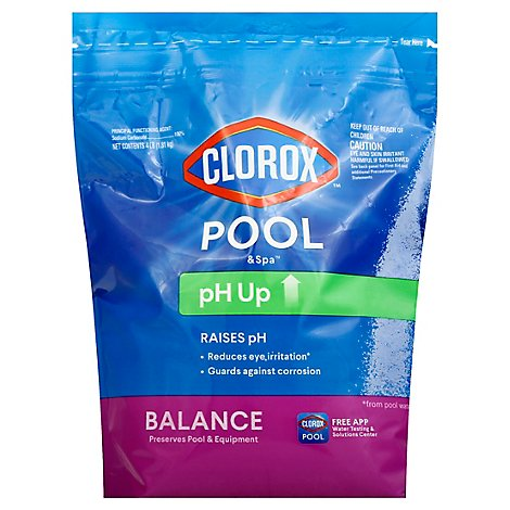 Clorox Pool & Spa Ph Up - 4 Lb