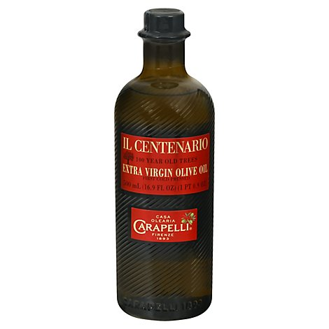Carapelli Oil Olive Extra Virgin Il Centenario - 500 Ml