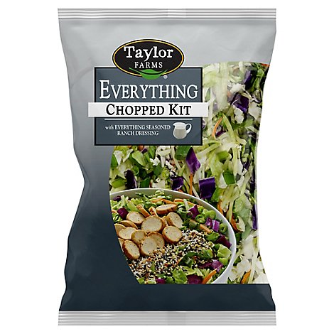 Taylor Farms Every Thing Chopped Salad - 11.57 Oz