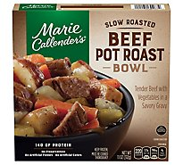 Marie Callenders Bowl Beef Pot Roast Slow Roasted - 11 Oz