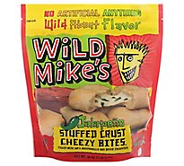 Wild Mikes Jalapeno Stuffed Crust Cheesy - 18 Oz