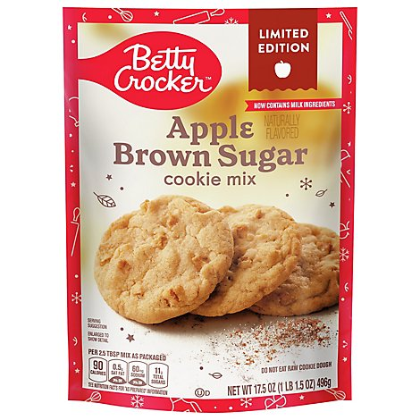 Bc Cookie Mix Apple Brown Sugar - Each