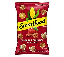 Smartfood Popcorn Caramel & Cinnamon Apple Mix - 7 Oz