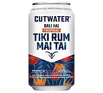 Cutwater Mai Tai Rtd  Single Can - 12 Fl. Oz.