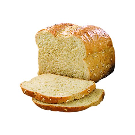 Wh Country White Sandwich Loaf Sliced - 24 Oz