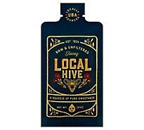 Local Hive Honey Raw & Unfiltered - 12-0.75 Oz