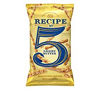 Rold Gold Pretzels Recipe No 5 Savory Butter - 16 Oz