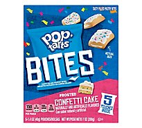 Pop Tarts Bites Frosted Confetti Cake 5 Count - 7 Oz
