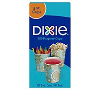 Dixie Kitchen Refill Cups 5 - 100 Count