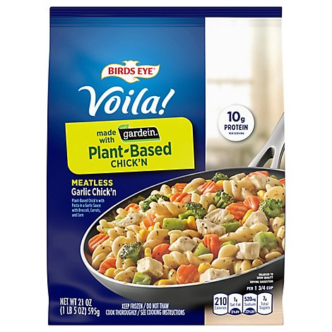 Birds Eye Voila Garlic Chick N Frozen Meal - 21 Oz