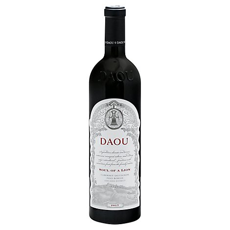 Daou Soul Of A Lion Wine - 1.5 Liter