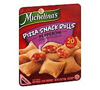 Michelinas Pepperoni Pizza Snack Rolls - 6 Oz