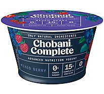 Chobani Complete Mixed Berry - 5.3 Oz