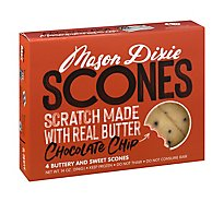 Mason Dixie Scones Choc Chip - 14 Oz