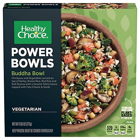 Healthy Choice Power Bowls Buddha Bowl V - 9.65 Oz