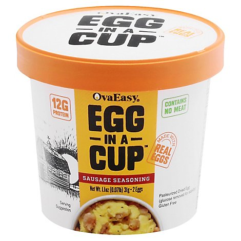 Ovaeasy Egg Cup Sausage Seasoning - 1.1 Oz
