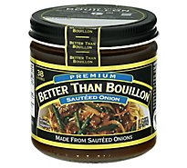 Better Than Bouillon Onion Sauteed Blln - 8 Oz