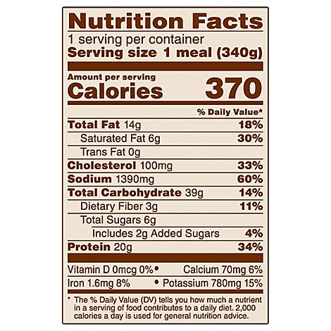 Marie Callenders Creamy Chicken & Dumplings Bowl - 12 Oz