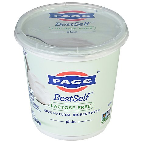 Fage Bestself Plain Yogurt - 32 Oz