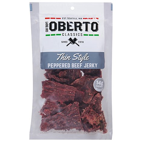 Ob Peppered Thin Style - 7 Oz