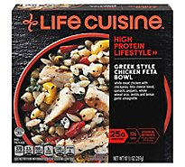 Life Cuisine Greek Style Chicken - 10.501 Oz