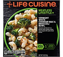 Life Cuisine Vermont White Cheddar Broccoli Bowl - 11 Oz