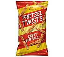 Rold Gold Pretzels Recipe No 4 Zesty Buffalo - 16 Oz