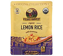 Village Harvest Rice Lemon Rte Org - 8.5 Oz