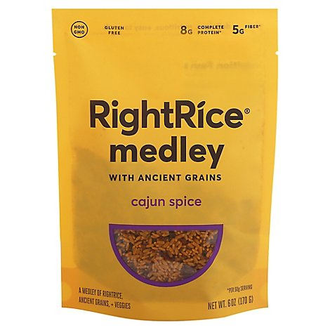 Rightrice Cajun Rice - 7 Oz