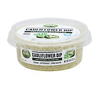 Open Nature Dip Cauliflower Jalapeno Cilantro - 8 Oz