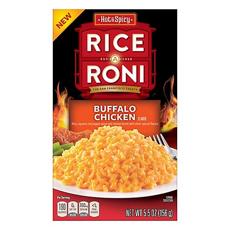 Rice A Roni Hot & Spicy Buffalo Chicken Rice Mix - 5.5 Oz