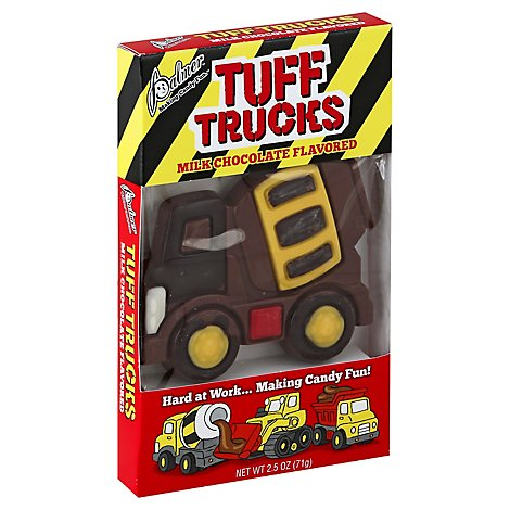 Plmr Tuff Trucks - 2.5 Oz