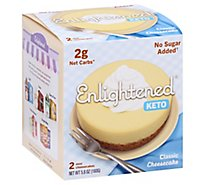Enlightened Cheesecake Original - 5.6 Oz
