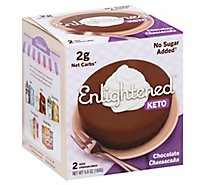 Enlightened Cheesecake Chocolate - 5.6 Oz