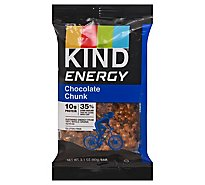 Kind Bar Energy Chocolate Chunk - 2.12 Oz
