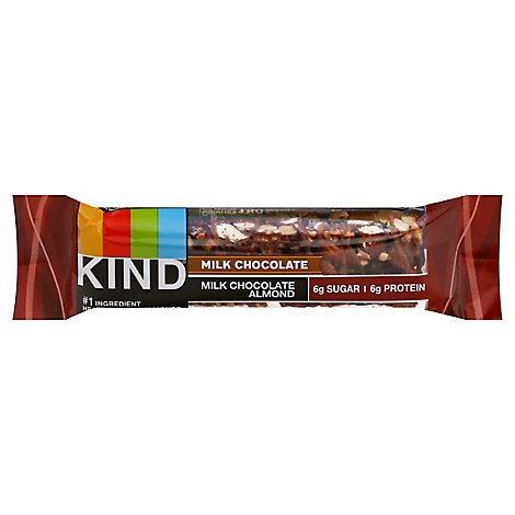 Kind Bar Milk Chocolate Almond - 1.4 Oz