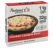 Realgood Chicken Lasagna Bowl - 9 Oz