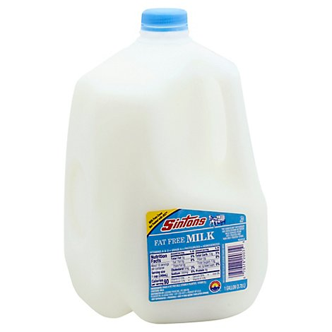 Sintons Milk 1% Lf - Gallon