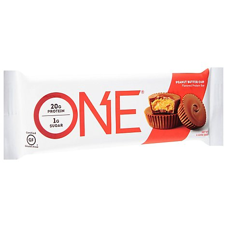 One Peanut Butter Cup Protein Bar - 2.12 Oz