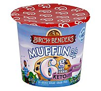 Birch Benders Baking Cup Blbrry Muffin - 1.69 Oz