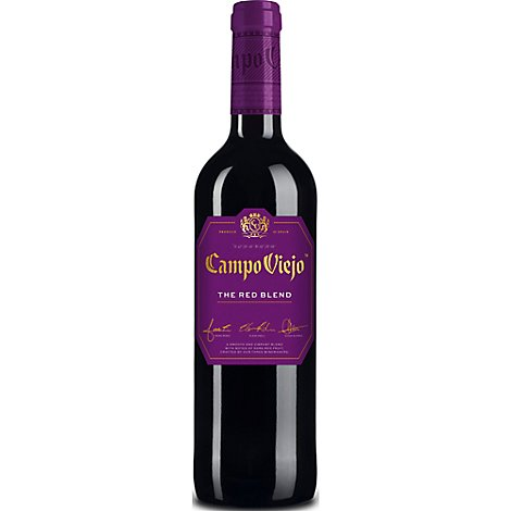 Campo Viejo Red Blend Wine - 750 Ml