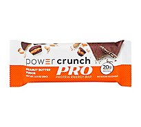 Power Crunch Peanut Butter Fudge Protein Bar - 2.05 Oz