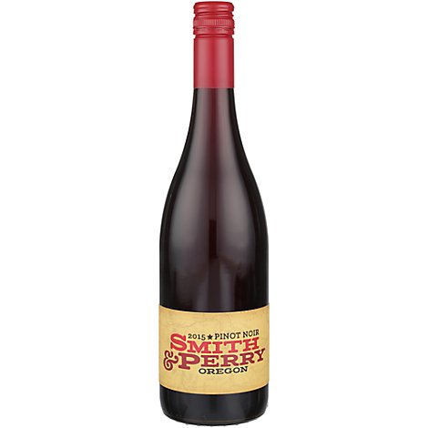 Smith & Perry Pinot Noir Wine - 750 Ml