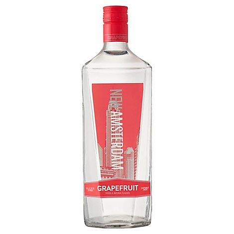New Amsterdam Vodka Grapefruit - 1.75 Liter