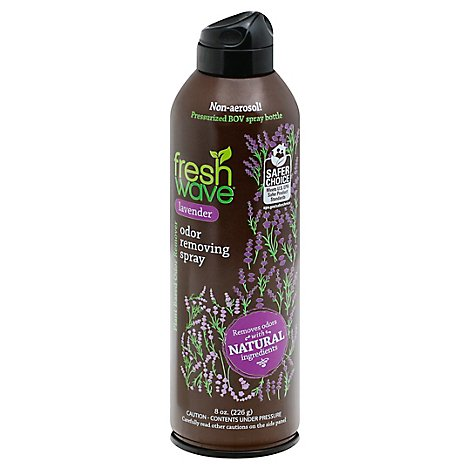 Fresh Wave Lavender Air Freshener Spray - 8 Oz