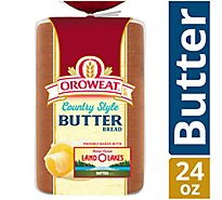 Oroweat Country Butter Bread - 24 Oz