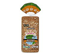 Oroweat Organic Thin-Sliced Sprouted Wheat - 20 Oz